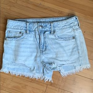 American Eagle Cutoff Shortd